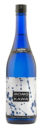 Momokawa Silver 750ml - 14.8% Alcohol