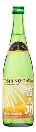 Yoshinogawa Golden Horizon Echigo Junmai 720ml