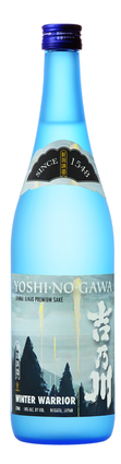 Yoshinogawa Winter Warrior 720ml
